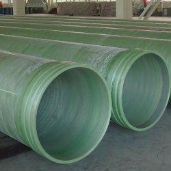 Fibra de vidrio de alta presión de carga de aceite en el tubo de plástico reforzado con fibra