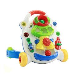 Música de cochecito de bebé de juguete de plástico (H0001160)