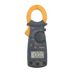 Digitale multimeter met klem en LCD-display