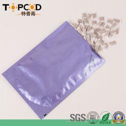 Verpakking met droogmiddel voor silicagel en vochtbestendige zak