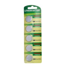 [3ف] عنصر ليثيوم زرّ خليّة بطّاريّة [كر2025] (دباسات خيار)