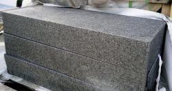 Black G684 Granito Natural Lancis de Fábrica Personalizada Fornecedor de materiais de decoração