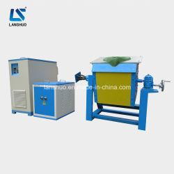 Indução IGBT de alta freqüência barra de aço do forno de fundição de fusão