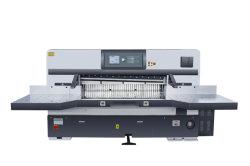 Tagliatrice di carta automatica di CNC dello schermo di tocco per documento/contrassegno/la gomma piuma/autoadesivo/pellicola adesiva (QZYK1370DH-10)