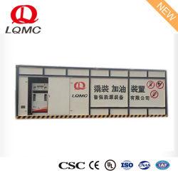 Высокое качество два отсека для мобильных ПК и заправочная станция с сертификации ISO