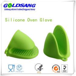 Animal Mat Gants four unique mitt gant en silicone d'isolation thermique