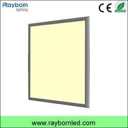 600X600 wärmen weißes Dimmable Flachbildschirm-Licht LED für Gaststätte