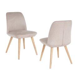 Professional Fabricant Salle à manger des meubles en bois massif chaise de salle à manger