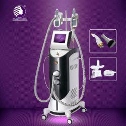 Máquina de adelgazamiento Cryolipolysis la pérdida de peso rápido