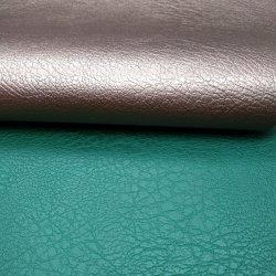 Мягкий искусственных синтетических фо ПВХ кожа для леди сумки-D206
