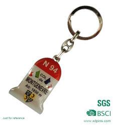 Kundenspezifischer Metalltaste-Halter für Geschenk (xd-031739)