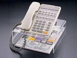 リモートコントロールオーガナイザ。 電話および固定ホルダー