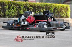El doble de plazas 2 plazas barata Go Karts en venta 4 de la carrera de Karting