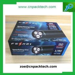 Cmjn personnalisé produit électronique imprimé un emballage cadeau Box