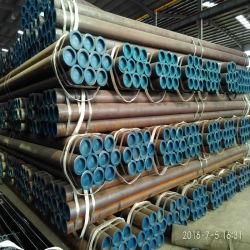 ASTM A106 Gr. B Sch 40 Tubo de Aço Sem Costura