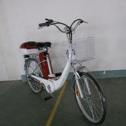 200W/250W Lead-Acid города электрический велосипед для девочек