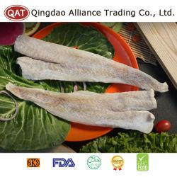 La máxima calidad de filete de pescado salado