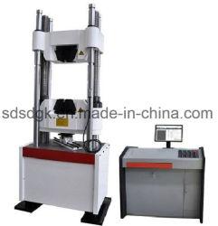 1000kn Shandong ORDINATEUR Équipement de test de traction hydraulique de commande/ L APPAREIL