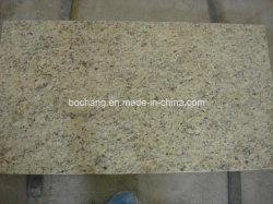 Nieuw Venetiaans Gouden Graniet voor Countertop de Bovenkant van de Ijdelheid