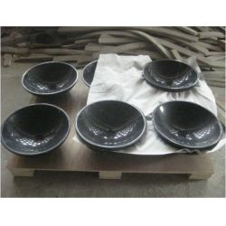 Натуральный камень черного мрамора для ванной комнаты
