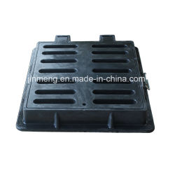 D400 SMC 복합 물, 힌지 및 잠금 포함