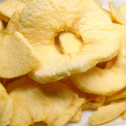 100%自然なFdのりんご/Dry Appleのおいしい軽食のフルーツ