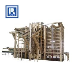50000m3 4*8FT 8-30mm OSB Vorstand-Produktionszweig Maschine für OSB Hersteller