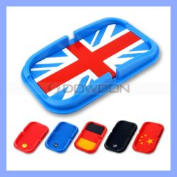 Colorful High Quality Silicone Car Anti Slip Mat Rubber Mat