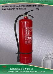6kg ABC extintor de polvo seco
