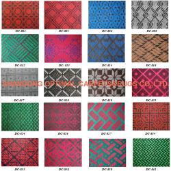 Игольчатый выбитый из жаккардовой ткани домашний текстиль коврик