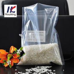 食品包装PAのPEの真空バッグの米袋
