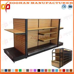 Supermercado personalizado nuevo expositor de madera (Zhs estanterías173)