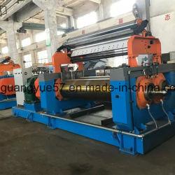 Moinho de refinação de borracha para borracha regenerada a linha de produção da Máquina