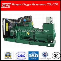 Generador Automático de generación diesel con Volvo 400kw