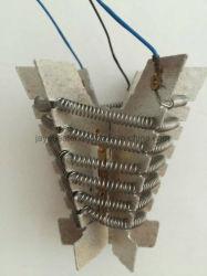 Secador de cabelo de resistência elétrica Mica o elemento de aquecimento do ar do aquecedor de filme