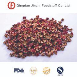 Китайский соевый соус в горшочках травы и специи сушеного красного и черного перца