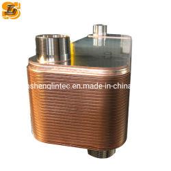 冷凍のためのB3によってろう付けされる版の熱交換器の冷水の蒸化器