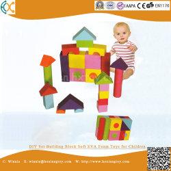 Giocattoli molli della gomma piuma di EVA della particella elementare stabilita di DIY per i bambini