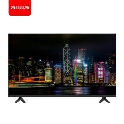 N18 de 50 pulgadas de pantalla plana de Aiwa Bisel estrecho Android Smart TV LED LCD, TV de música HiFi
