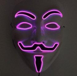 Эль-провод лампы в возмездия подсети Хэллоуин костюм