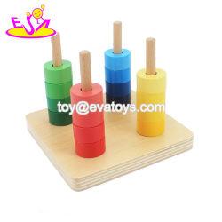 Qualität hölzernes Montessori Vorschullehrmaterial für Kind W12f093