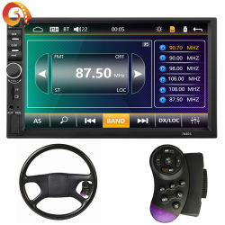 7880 2 DIN Speler van Bluetooth Carplay van de Auto van de Speler van de Radio van de Auto MP5 de Stereo Video7HD MP5