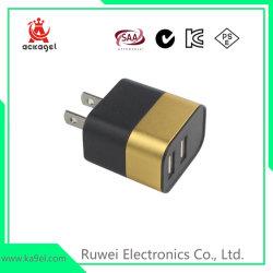Universal carregamento rápido 5V/2Um carregador USB de saída do adaptador de alimentação