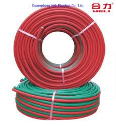 """Prémio de Gás oxigênio flexíveis de PVC flexível de soldadura Twin 6,5 mm (1/4"""")"""