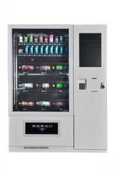 Máquina expendedora de inteligente con pantalla táctil