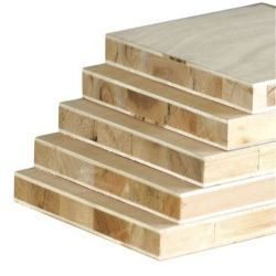 6mm/9mm/18mm WBP Kleber-Block Vorstand/Blockboard für Möbel-Preis