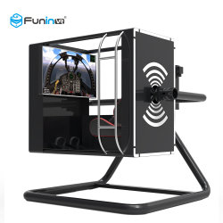 Grad Flight Simulator der interaktive 9d Vr Realität-elektrische Plattform-720 mit einer 1 Jahr-Garantie
