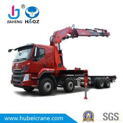 新しい条件のDongfeng 30tの貨物トラックによって取付けられるクレーンSQ600ZB6