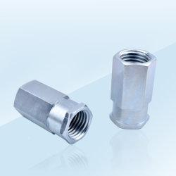 Densen personnalisés forgée en acier inoxydable Raccords filetés de raccord de tuyauterie pour l'industrie mécanique