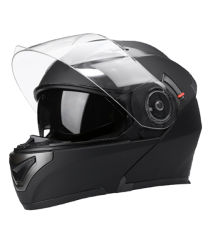 Viseira dupla articulação Modular capacete de motocicleta para venda